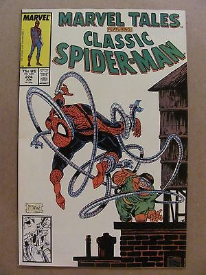 Marvel Tales featuring Classic Spider-Man #224 McFarlane Cover Art 9.2 NM-
