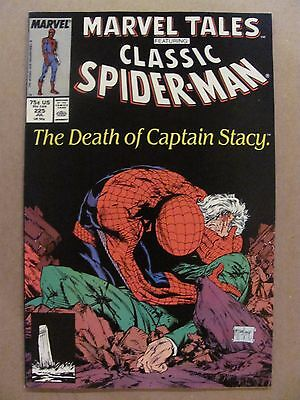 Marvel Tales featuring Classic Spider-Man #225 McFarlane Cover Art 9.2 NM-