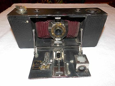 Vintage Brownie Automatic Camera Patented April 23,1908