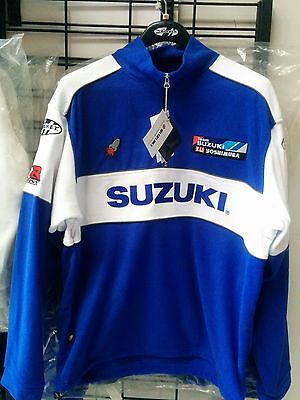 ** Brand New Suzuki Gsxr Fleece Pullover/jumper **