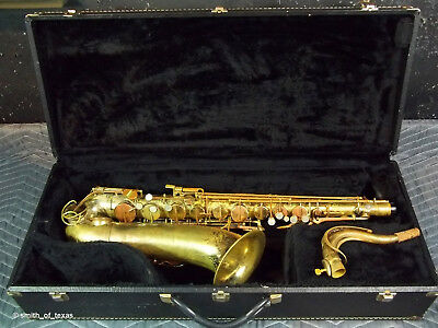 Vintage The Martin Tenor Saxophone SN: 186649