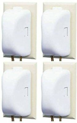 NEW Safety 1st Plug N Outlet Covers  4 Pack FREE SHIPPING
