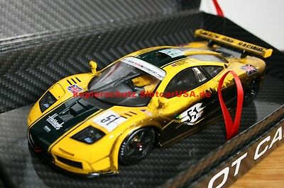 BRM 033-FL 1/24 McLaren F1 GTR Team Mach One Racing Nr51 24h Le Mans Finish Line
