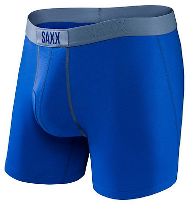 Saxx Ultra boxer brief FLY Underwear - Cobalt  - XS S, M, 2XL
