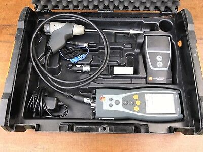 Testo 327-1 Flue Gas Analyser With Printer