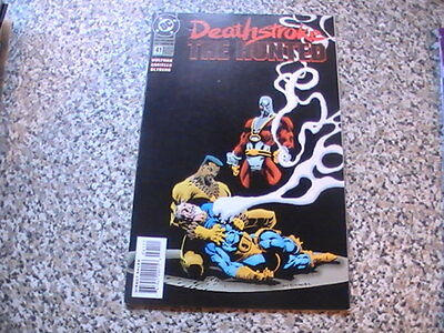 Deathstroke - The Hunted # 41 -  Dc Comics