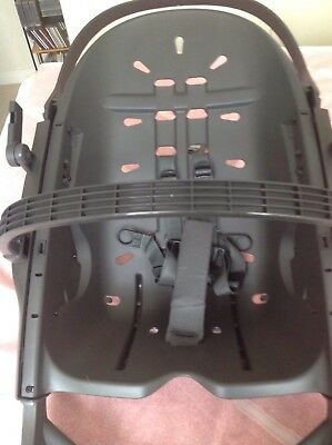 Stokke Brand New Seat Unit ,this Will Fit V3 V4 V5 Trailz Crusi Ideal For Spare