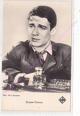 RPPC STAR JACQUES CHARRIER PHOTO PAUL APOTEKER Edt P.I.