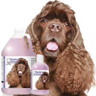 236ml Blissful Dog Flawless Finish Coat hydrating Conditioner use with shampoo