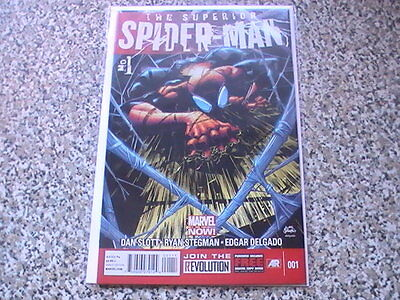 Superior Spider-Man # 1   Marvel Now!