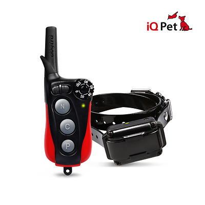DogTra iQ-PLUS Little Dog (10+ lbs) Remote Training Collar Expandable