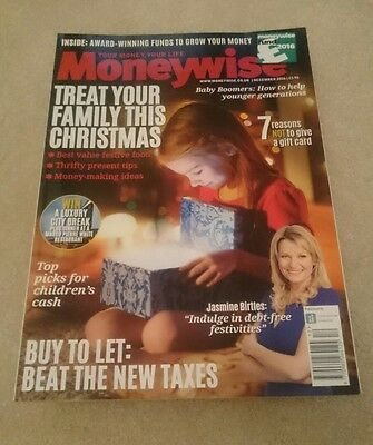 Moneywise Magazine - December 2016 Issue - Buy To Let Taxes - Money Making