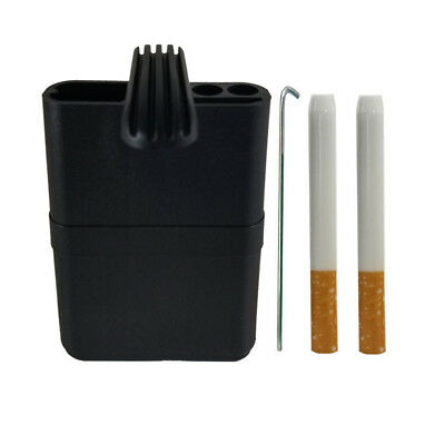 Crush proof & Forever tight top dugout.  Pocket size Dugout one hitter kit