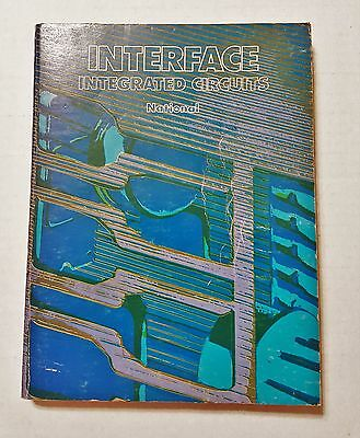 Interface Integrated Circuits Vintage 1975 National Semiconductor Book