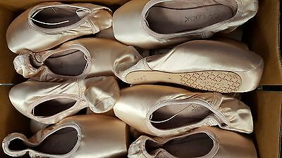 NEW Capezio Pointe Shoes Lot of 6 shoes to decorate