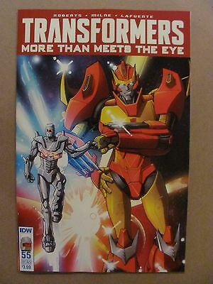 Transformers More Then Meets The Eye #55 Rom Variant 9.6 Near Mint+