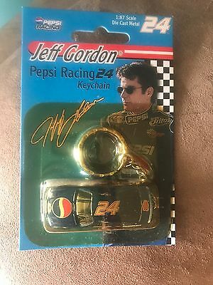 NascarJeff Gordon Key Chain collectible