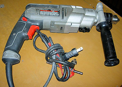 """Porter Cable P-C 650Hd 1/2"""" Corded Hammer Drill Used U.s.a."""