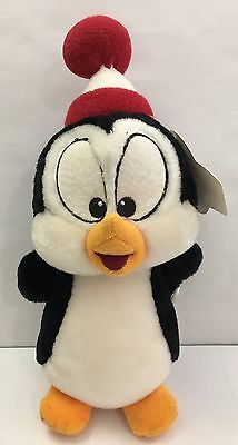 Universal Studios Chilly Willy CUTE Penguin Plush!!!