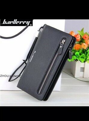 Designer quality wallets leather BrandNew Purse Credit Card Clutch Holder wallet