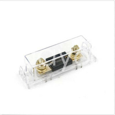 ANL-120A Electrical Protection ANL Fuse 120 Amp with fuse holder 1 Pack