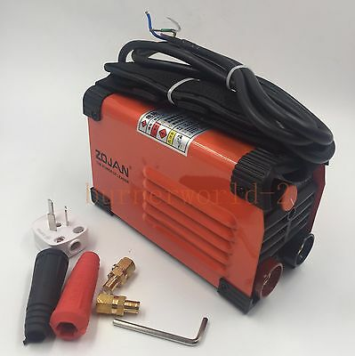Mini MMA IGBT Handheld Welder 220V 20-250A Inverter ARC Welding Machine Tool