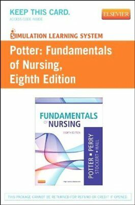 Simulation Learning System for Potter: Fundamentals of Nursing (User Guide and A