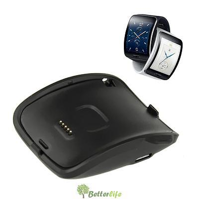 USB Charging Dock Charger Cradle for Samsung Galaxy Gear S Smart Watch SM-R750