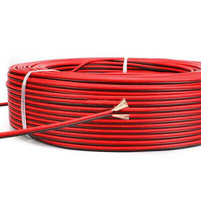 RVB2-0.3/0.5/0.75/1.0/1.5mm² Wire 2 Core Red Black LED Loud Speaker Copper Cable