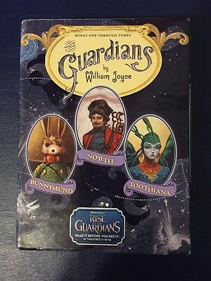 The Guardians Box Set by William Joyce Hardcover Book