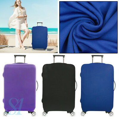 Elastic Cabin Luggage Suitcase Cover Protective Bag Dust Proof Protector travel