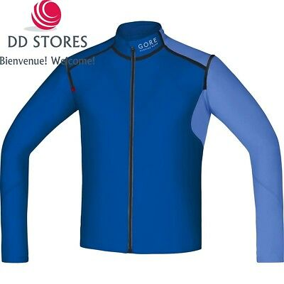 GORE RUNNING WEAR Homme Maillot de course, manches amovibles, chaud,...