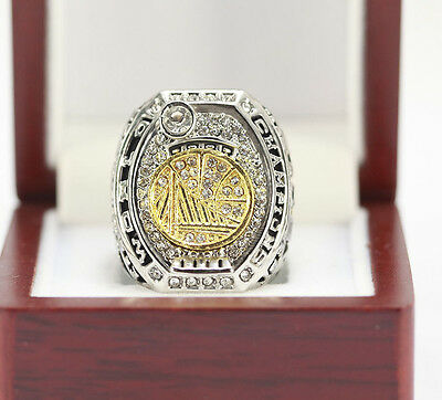 2017 GOLDEN STATE WARRIORS World Championship Ring US size 8-14 Collection