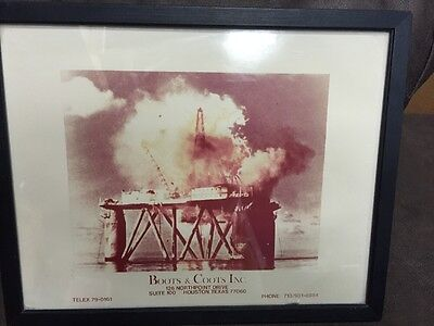 Boots And Coots Inc. Early 1970's  Advertising Print Blowout Australia