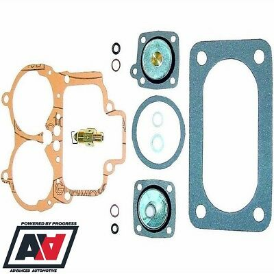 Weber 32/36 DGAV/DGV Carburetor Service Kit 200 Float Valve Cross Drilled SK2203