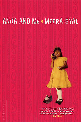 Anita and Me, Syal, Meera Paperback Book The Cheap Fast Free Post