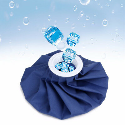 """6/9/11"""" Ice Bag Pain Relief Heat Pack Sport Injury Reusable Head Knee First Aid"""