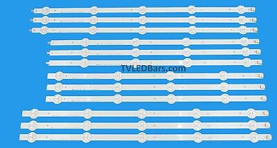 Replacement Backlight Array LED Strip Bar LG 47LN5400 47LN575V 47LN578V LC470DUE