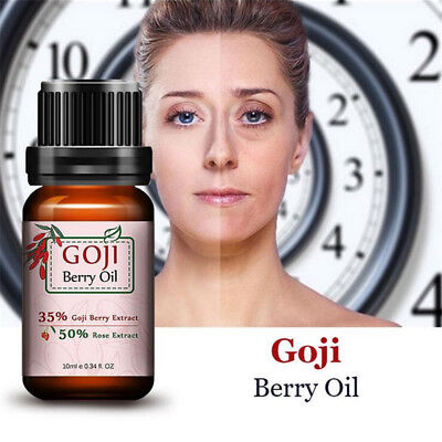 Goji Berry Essential Oil Rose Extract Facial Eye Anti Aging Wrinkle Face Cream