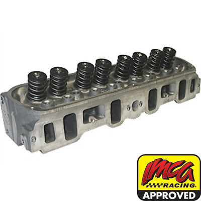 World Products 053030-2 S/B Ford Windsor Jr. Cylinder Head, Complete