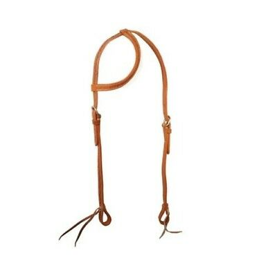 OFFER Western snaffle Single ear Leather bridle with Hallmarking One size COB/