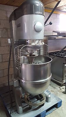 Used V1401 Hobart 140Qt Planetary Mixer With Attachments Includes Free Shipping