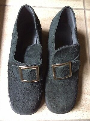 Reenactment Shoes for kids. Unisex. EUC. 18th century. marked size 31