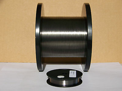 "Tungsten wire 0.15  mm / 0.0058 ""  -  10m  / 33 ft."
