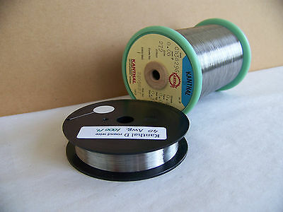 Resistance heating wire Kanthal D  40  awg 1000 ft