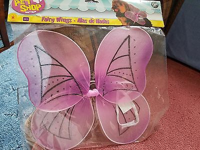 'FAIRY WINGS' for YOUR DOG ~~ FREE SHIPPING in USA!!