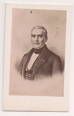 Vintage CDV Eugène Scribe French dramatist and librettist