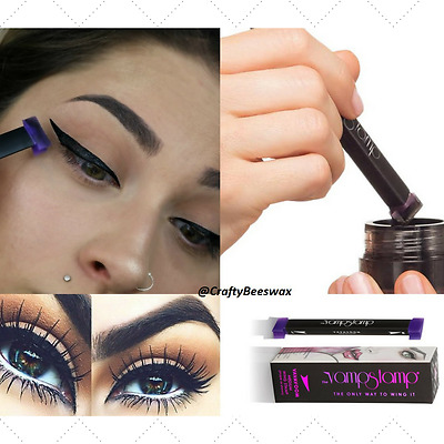 Perfect Winged Liner | Eyeliner VAMP STAMP Wing Easy Applicator Tool