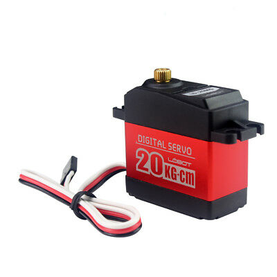 [NEW] LOBOT LD-20MG 20KG Large Torque Metal Digital Gear Servo for RC Models