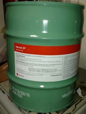 VERTREL XF Specialty Fluid 5 galllon Gray Metal Bucket by Chemours